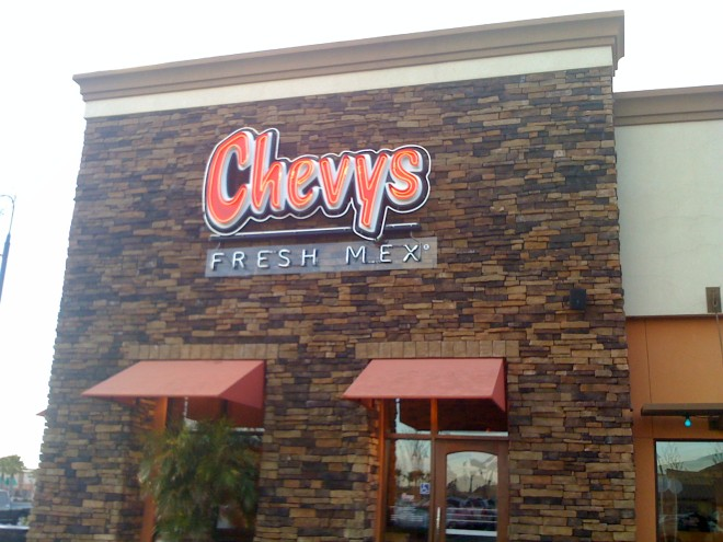 Chevys Fresh Mex - Rocklin, CA