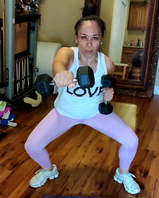 FitQueen Unstoppable Challenge   Week 1   Day 6