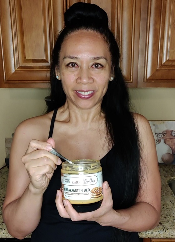 Breakast In Bed Peanut Butter | American Dream Nut Butter Review